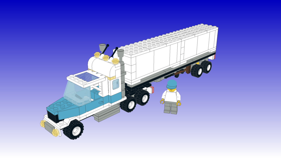 [Image: 1831 - Maersk Line Container Lorry.png]