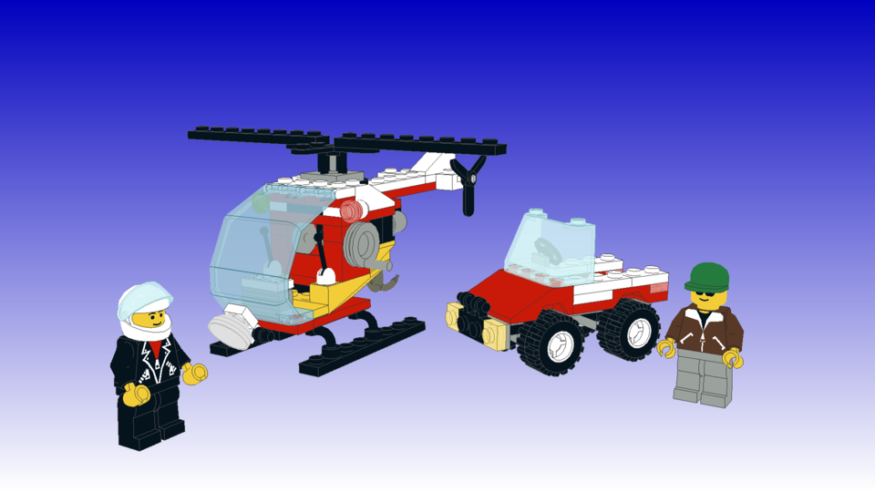 [Image: 2531 - Rescue Helicopter and Jeep.png]