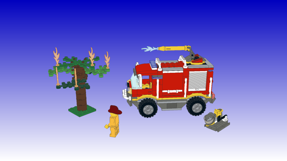[Image: 4208 - 4 x 4 Fire Truck.png]