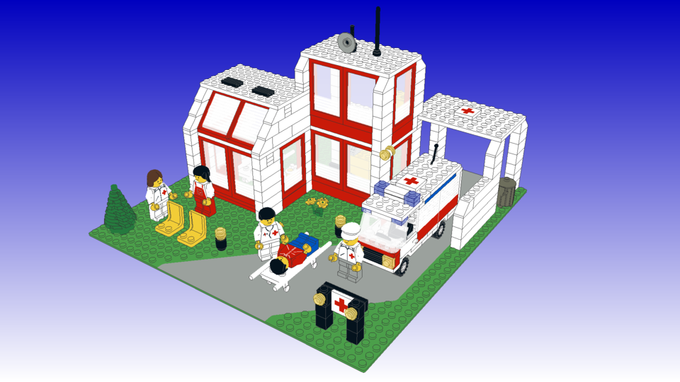 [Image: 6380 - Emergency Treatment Center.png]