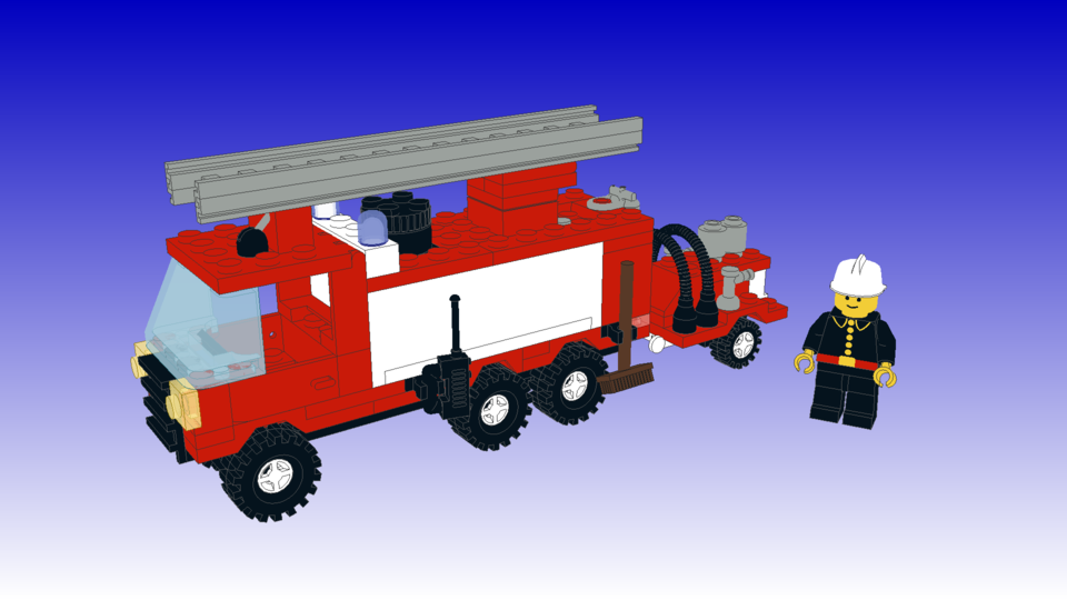 [Image: 6480 - Hook and Ladder Truck.png]