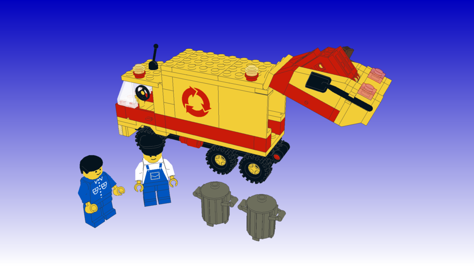 [Image: 6693 - Refuse Collection Truck.png]