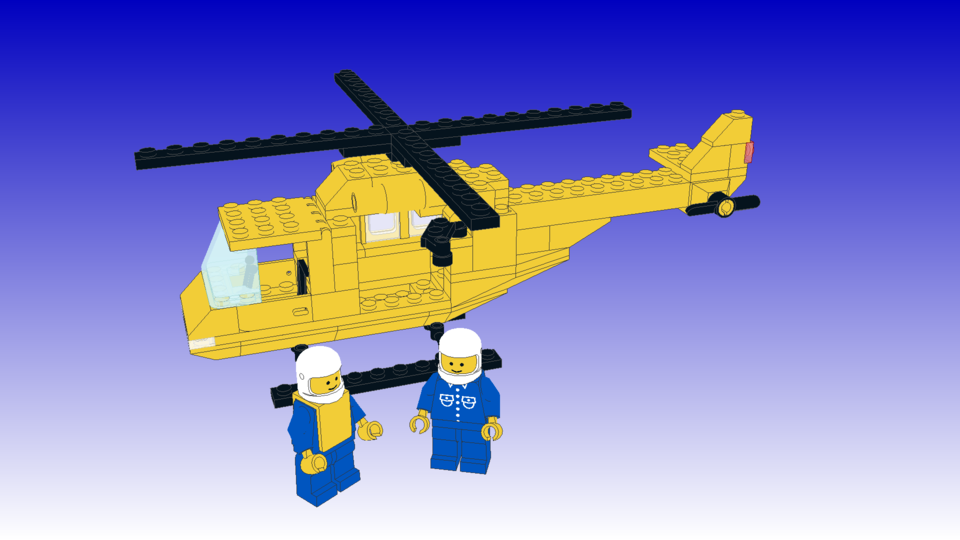 [Image: 6697 - Rescue-I Helicopter.png]