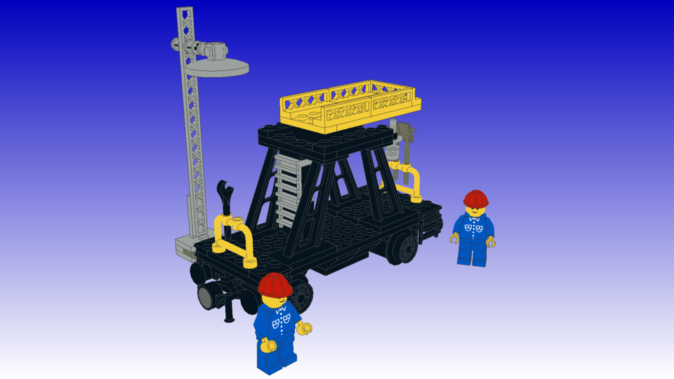 [Image: 7821 - Overhead Gantry and Lighting Main... Wagon.png]